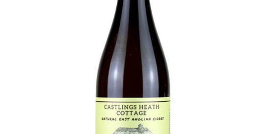 Castlings Heath Cottage - Organic Dry Cider - 2019 Vintage