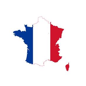 France Flag Map.png