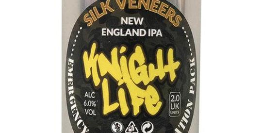 Knight Life Brewing - Silk Veneers