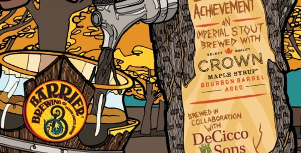 Pre-Order: Barrier Brewing Co - Crowning Achievement