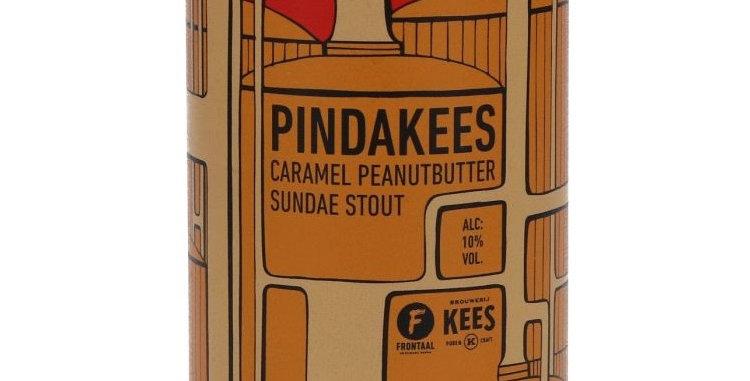 Brouwerij Frontaal - Pindakees
