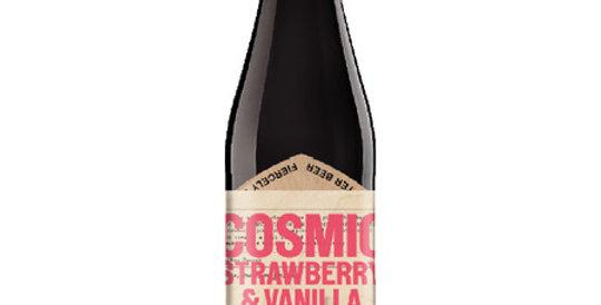 OverWorks | Cosmic Strawberry & Vanilla