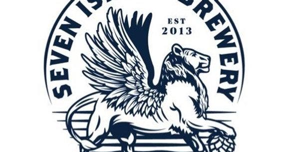 Pre-Order: Seven Island Brewery - Tiki Moi