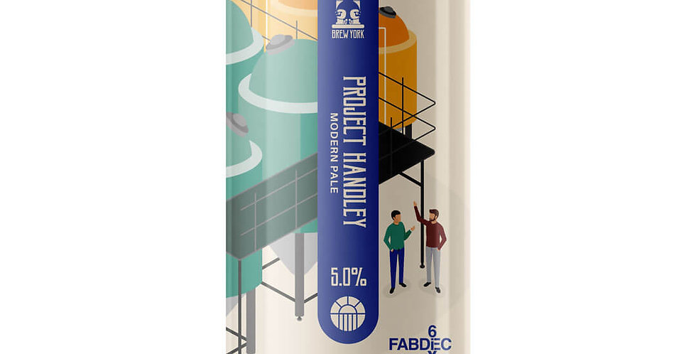 Brew York - Project Handley