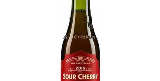 Moa - Sour Cherry (2016 Vintage)