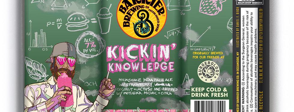 Kickin' Knowledge: Strawberry