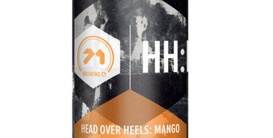 71 Brewing - Head Over Heels Mango