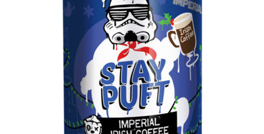 Stay Puft Imperial Irish Coffee Marshmallow Porter