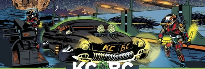 Pre-Order: KCBC - Strictly Plutonic