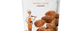 Mr Filberts - Moroccan Spiced Almonds