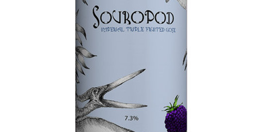 Souropod - Triple Fruited Imperial Gose