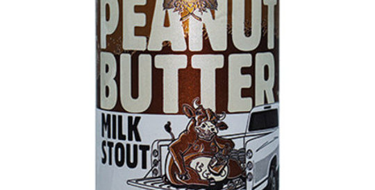 Tailgate Brewery - Peanut Butter Milk Stout