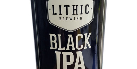 Lithic Black IPA