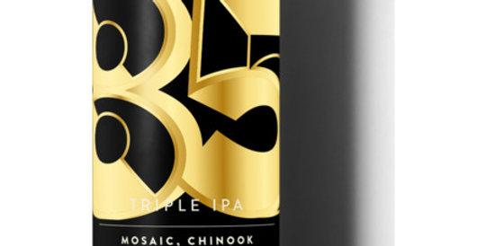 85 | Triple IPA - Mosaic, Chinook & Simcoe