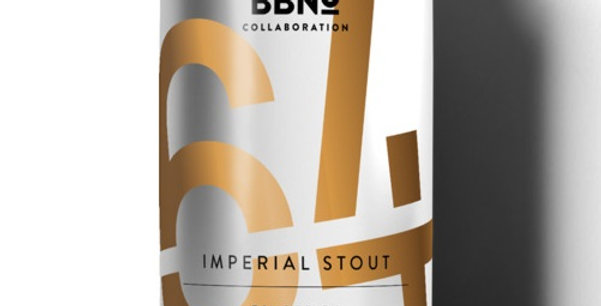 Brew By Numbers - 64   Imperial Stout Bimber BA