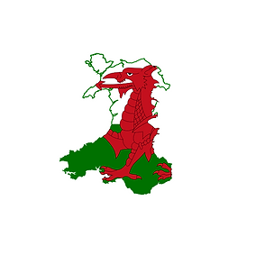 Wales Flag Map.png