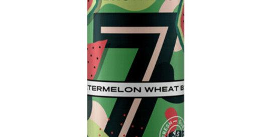 Watermelon Wheat Beer