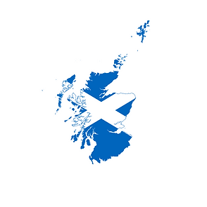 Scotland Flag Map.png
