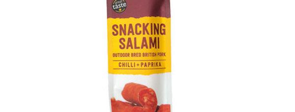 Serious Pig - Chilli & Paprika Snacking Salami