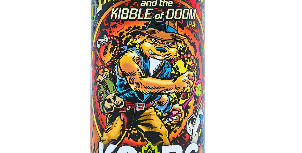 Pre-Order: KCBC - Indiana Bones & The The Kibble Of Doom