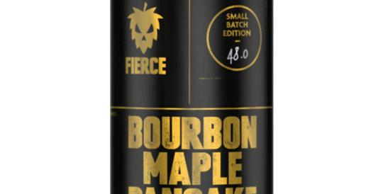 Bourbon Maple Pancake