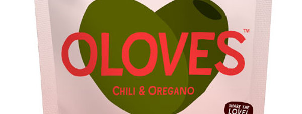 Oloves - Chilli & Oregano Olives