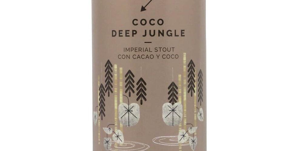Cierzo Brewing - Coco Deep Jungle