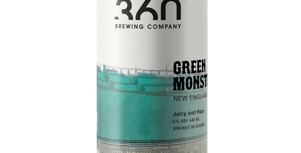 360° Brewing Company - Green Monster
