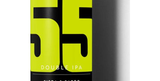 55 Double IPA Citra & Sabro
