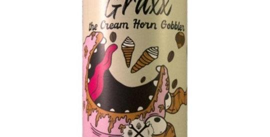 Graxx, The Cream Horn Gobbler