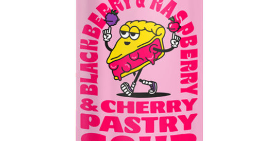 Play Brew Co - Blackberry, Raspberry & Cherry Pastry Sour