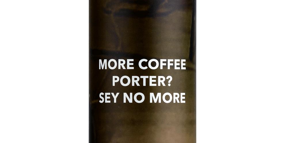 More Coffee Porter? Sey No More