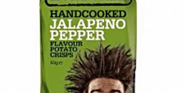 Real Jalapeno Pepper Crisps