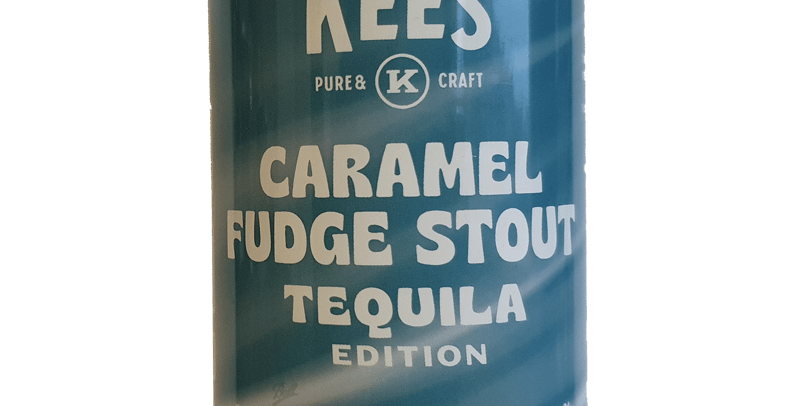 Brouwerij Kees - Caramel Fudge Stout BA Tequila