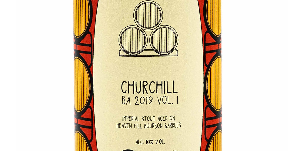 Churchill BA 2019 Vol. I