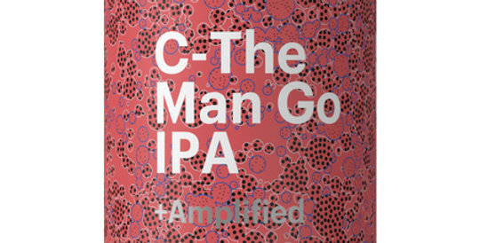 Lost + Found - R40. C-The Man Go IPA + Amplified
