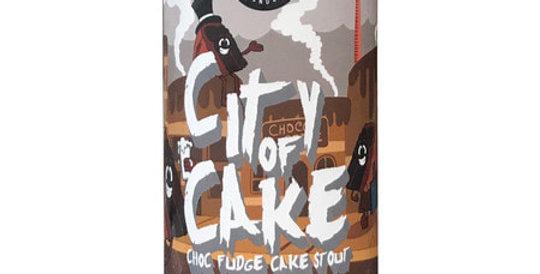 Hammerton Brewery - City Of Cake