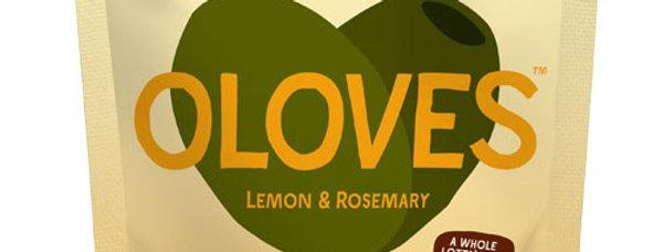 Oloves - Lemon & Rosemary Olives