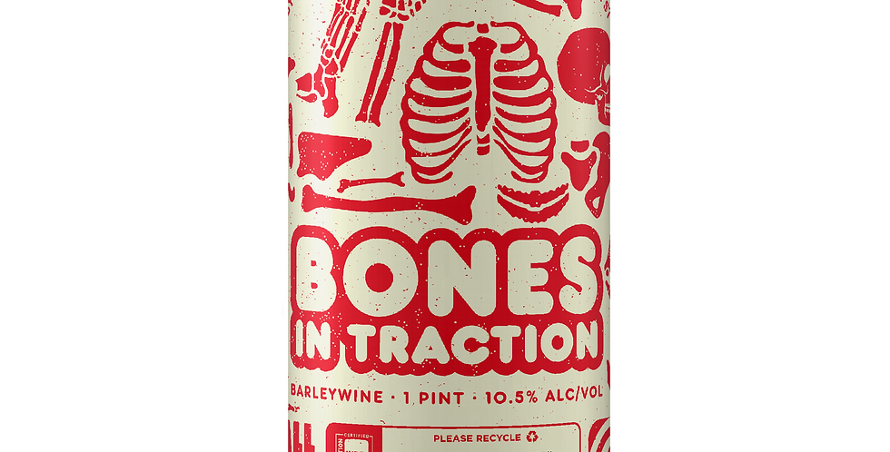 Pre-Order: Thin Man Brewery - Bones In Traction