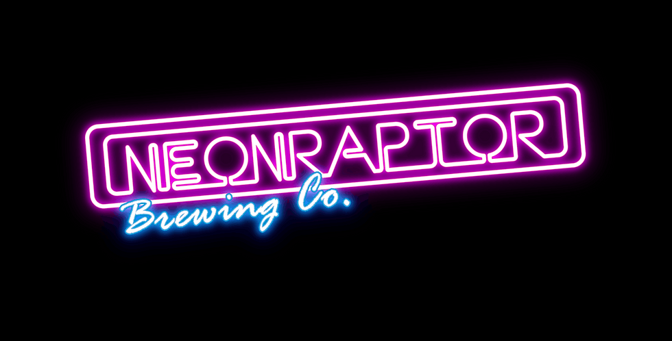 Neon Raptor - Rubber Dinghy Rapids
