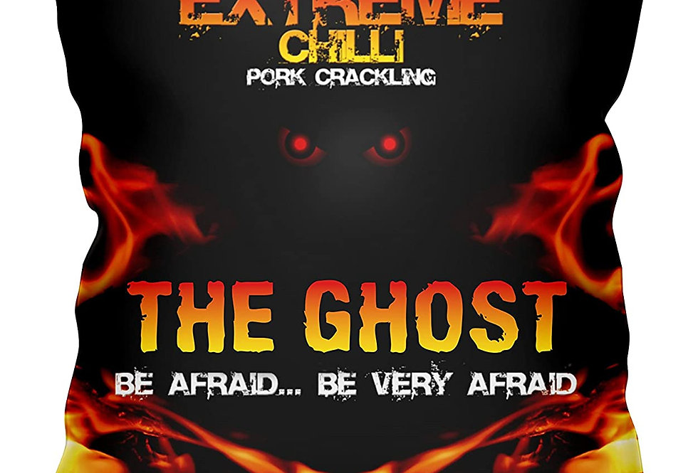 The Ghost: Extreme Chilli Crackling