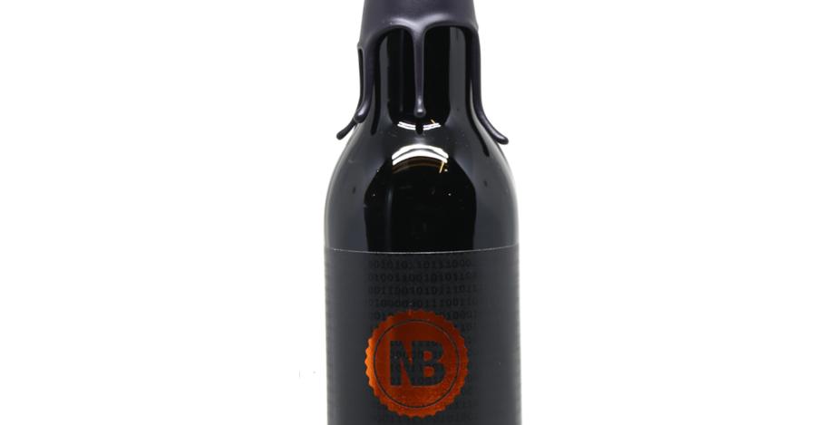 Nerd Brewing - Barrel Series 001: Bourbon BA Imperial Oatmeal Stout