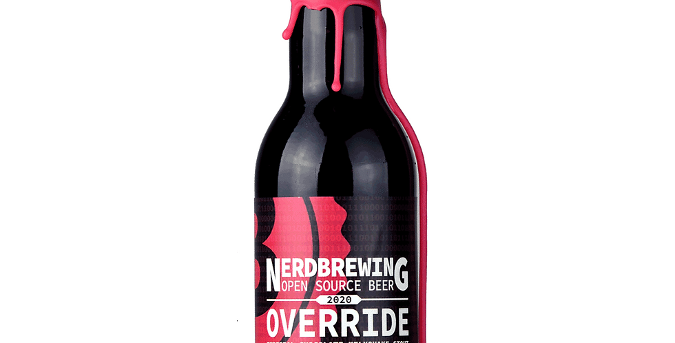 Nerd Brewing - Override - Strawberry Edition