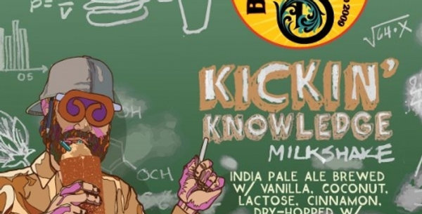 Pre-Order: Barrier Brewing Co | Kickin' Knowledge: Horchata Style