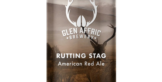 Glen Affric Brewery - Rutting Stag
