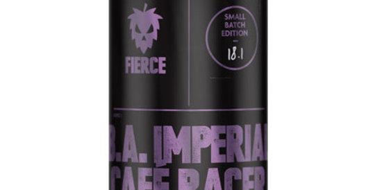 BA Imperial Cafe Racer