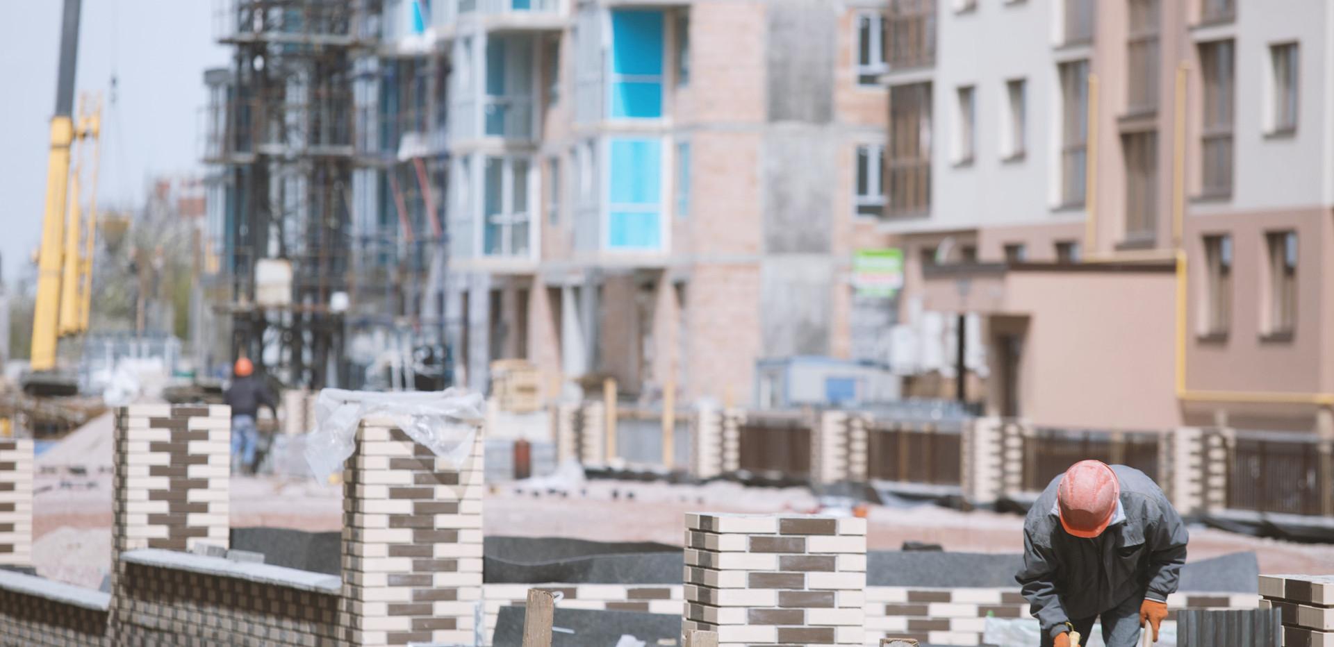 Budowa nieruchomość