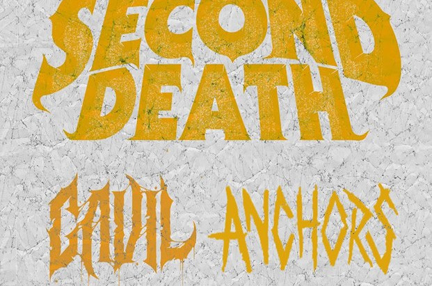 Setting Slime & Grime a Brutal Foundation; Live and Obey, Second Death, By Jeremy Johnson