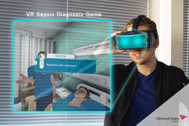 VR Sepsis Diagonsis Game