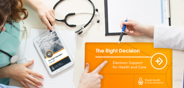 Decision Support for Health and Social Care